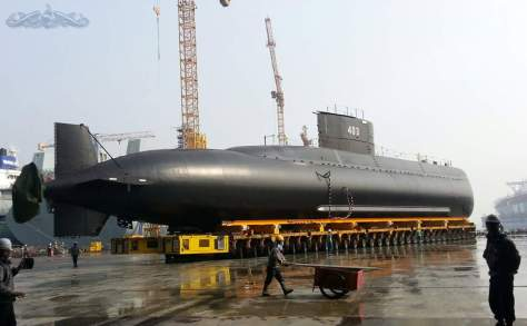 kapal selam 403-3
