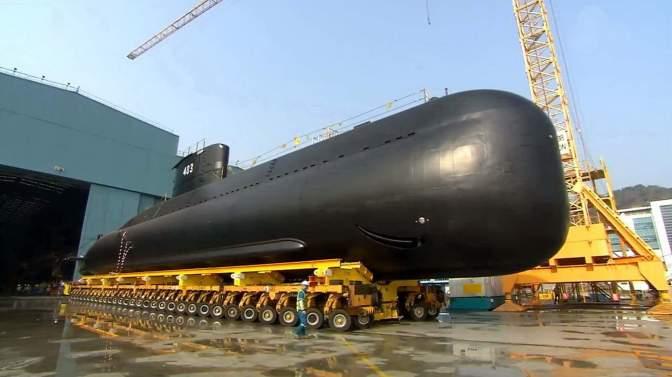 PT PAL Selesaikan Produksi Kapal Selam