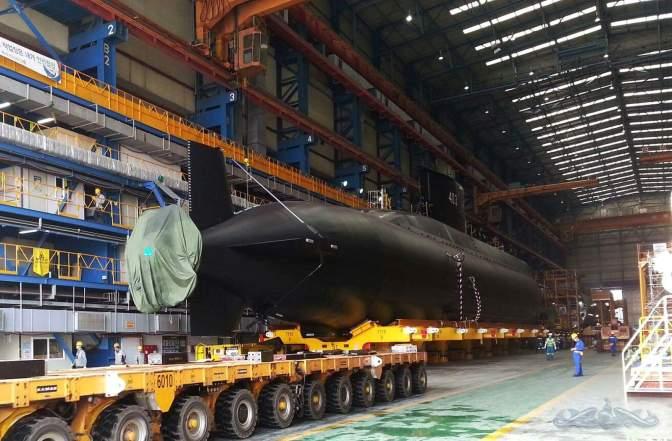 Indonesia Akan Terus Belajar Pengelolaan Kapal Selam dari Korea Selatan