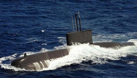 kapal-selam-changbogo-korea-selatan-istimewa