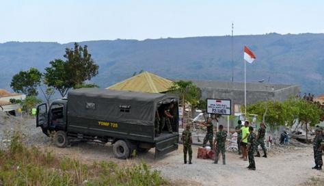 Patroli Penjaga Perbatasan Indonesia-Timor Leste