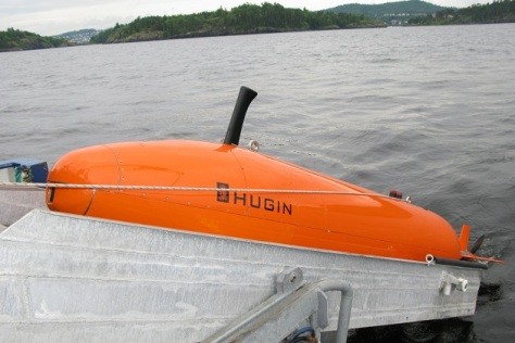 AUV Hugin