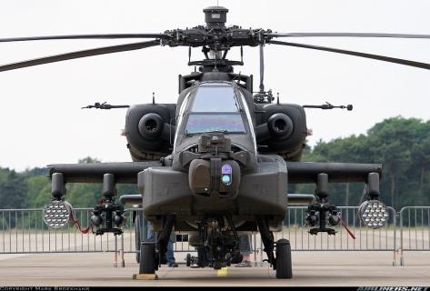 Helikopter Apache 2