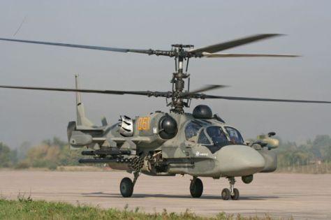 Helikopter Kamov
