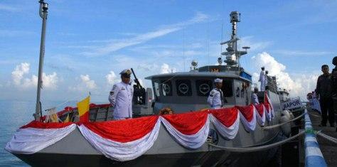 kapal KAL mapor