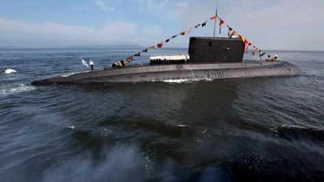 Kapal Selam Proyek 636 Varshavyanka