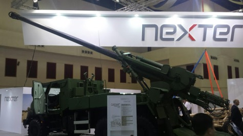 NEXTER CAESAR 155