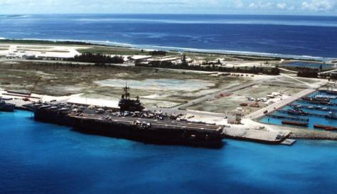 Pangkalan Militer Diego Garcia