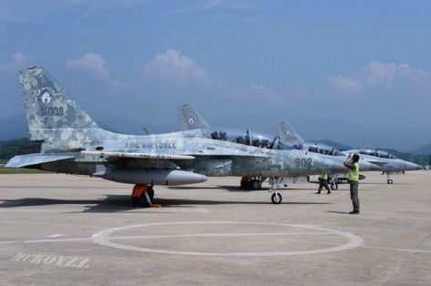 Pesawat FA-50 Filipina