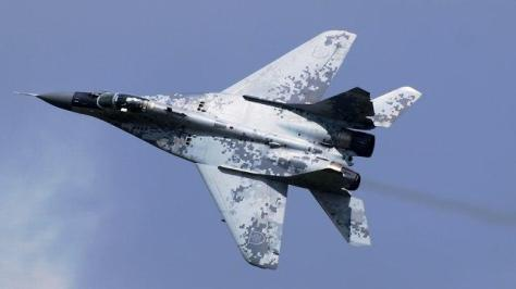 pesawat tempur russian-mig-29