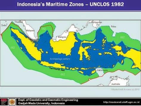 peta batas indonesia