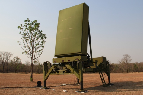 radar EL  M-2084 S-band