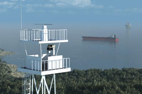 Radar small-coastal-survilance