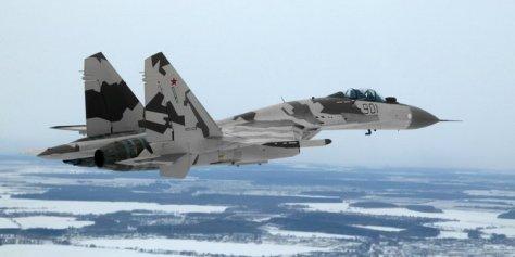 Sukhoi-Su-35 1