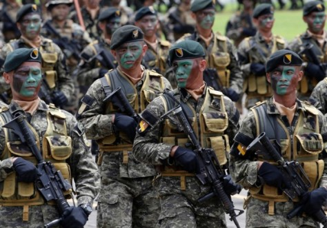 Tentara Filipina 3