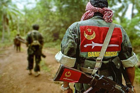 Tentara MNLF-fighter