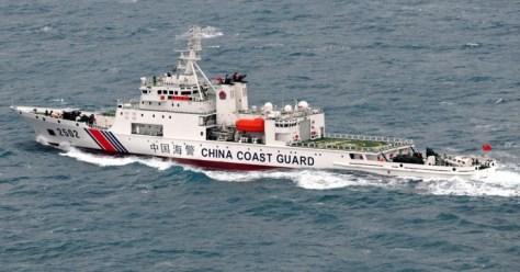 Coast Guard China