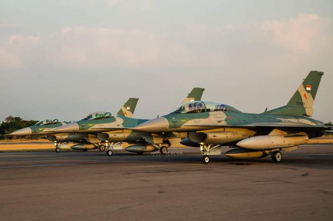 Indonesia Masih Kekurangan Pesawat Tempur