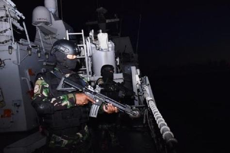 Kapal KRI Sim TNI-AL