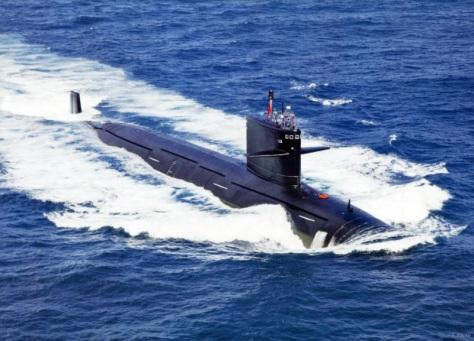 Kapal selam nuklir China Tipe-093G