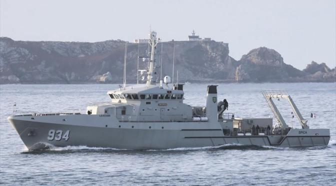 Angkatan Laut Targetkan Punya Enam Kapal Hidrografi