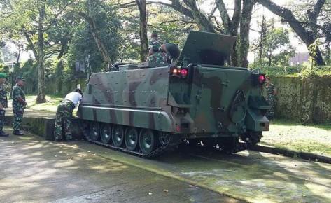 M 113 TNI AD