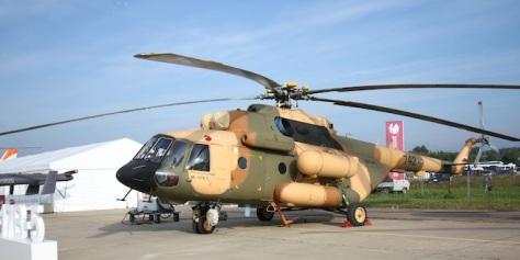 Mi-17 V5 MAKS 2013