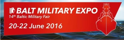 Pameran 14th-BALT-MILITARY-EXPO-Baltic-Military-Fair