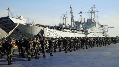 Pasukan-kostrad-dikerahkan-jaga-perbatasan-indonesia-papua-nugini