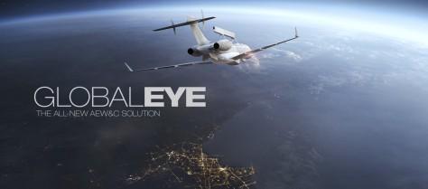 Pesawat GlobalEye