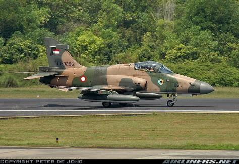 Pesawat Hawk 209