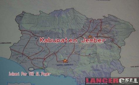 Peta Lokasi Posal Puger LCI