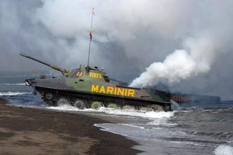PT-76 Marinir 2