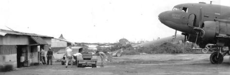 Pulau Biak C-47s 1537a windham mokmer line a