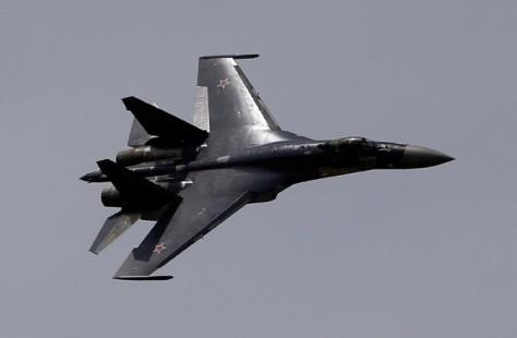 Sukhoi-Su-35 4