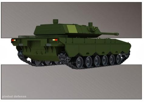 tank medium pindad 2