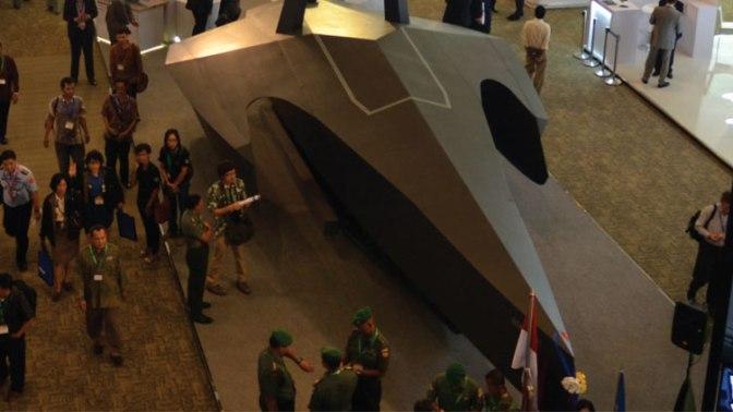 UMY Kembangkan Prototipe Kapal Cepat Tanpa Awak