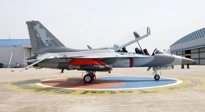 FA-50 ROKAF