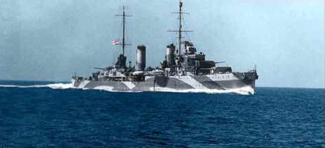 HMAS Perth I