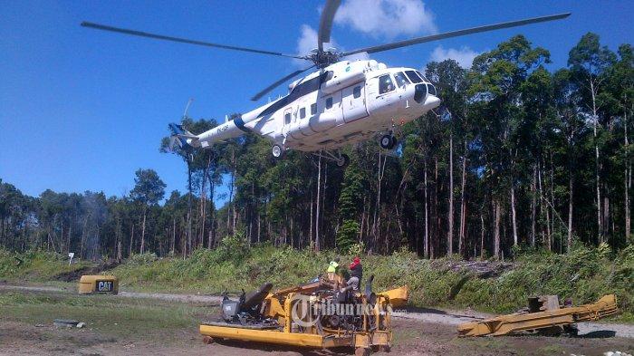 Mi-17 394-prajurit-tni-ad-bangun-jalan-di-provinsi-papua_20160614