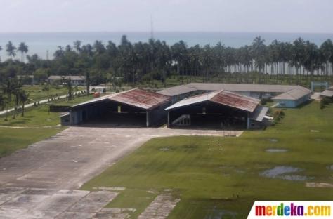 pangkalan TNI AU di Natuna