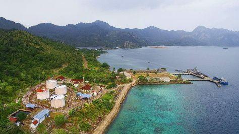 Selat Lama Port Natuna 2