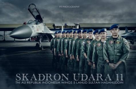 Skadron Udara 11 Sukhoi