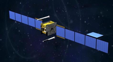 Skynet-5 Satellite USNavy Airbus