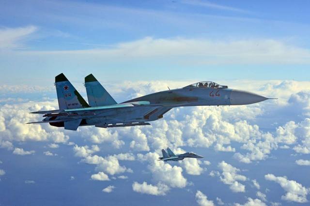 Kenapa AS Gunakan Sukhoi Su-27?