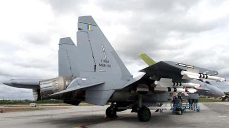 Su-30 MKM Malaysia