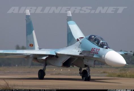 Su-30 vietnam