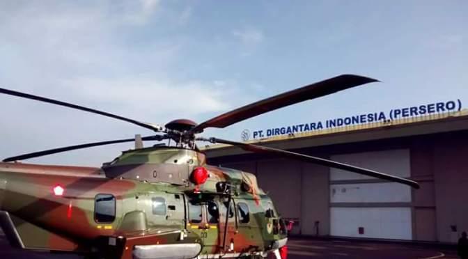 PT Dirgantara Indonesia Mampu Produksi Helikopter Sendiri?