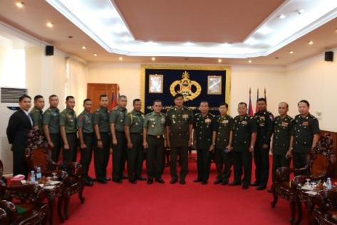 INDONESIA – KAMBOJA LAKUKAN ARMY TO ARMY TALKS (ATAT) 2016