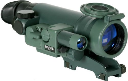 Yukon-NVRS-Titanium-1.5x42-Night-Vision-Rifle-Scope-Weaver-Mount